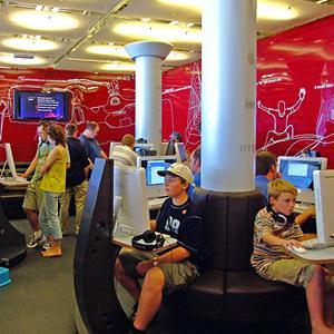 Интернет-кафе Кушнаренково