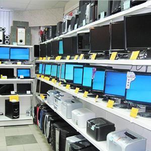 Компьютерные магазины Кушнаренково