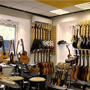 Музыкальные магазины Кушнаренково