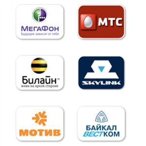 Операторы сотовой связи Кушнаренково