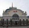 Железнодорожные вокзалы в Кушнаренково