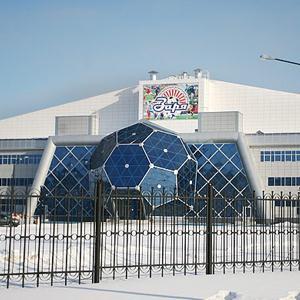 Спортивные комплексы Кушнаренково