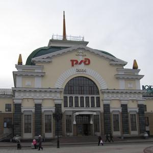 Железнодорожные вокзалы Кушнаренково